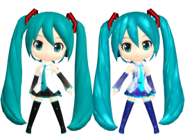D-Series V3-English Miku Download by Clarphia