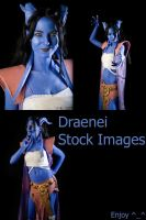 Draenei Stock Images by JessicaDru