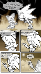 Sonic: Forces of the Maniacs #30 by Zack113