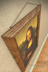 Mona Lisa by themt