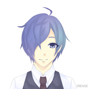 Touka by erensie