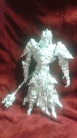 Hammer of Sauron - Aluminum Foil Sculpture by TheFoilGuy