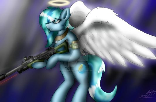 Shotgun by GregorianJonatan