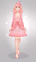 Flower Witch Adopt (Rose) [OPEN] by Hydr0xyzine