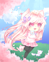 KittenHime's Contest by chickenisntmystyle