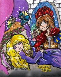Sleeping Beauty Legends AP by CassieJ787