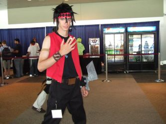Otakon 2008 - Duke Devlin by Shirukai