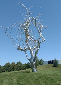 Metal Tree by Bennuendo