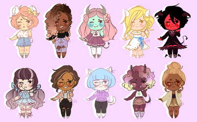 tiny adopts 2 closed by cueen