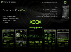 Xbox by FlamEmo