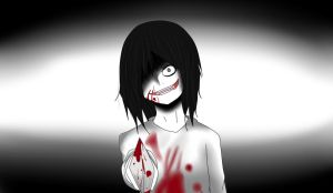 Jeff The Killer- INSANITY by AliceMartinLH