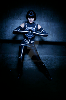 Quorra Tron Legacy3 by Annisse