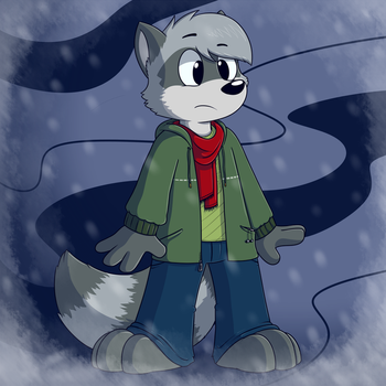 Baby Its Cold Outside by Cartcoon