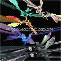 MrRobin vector c4d package by MrRoBiN