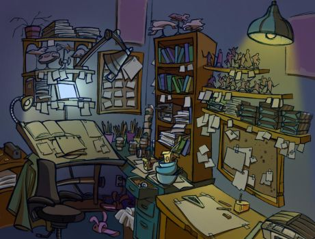 2d Animator Studio by mollyinmeguro
