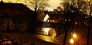 Akershus Fortress by Elenihrivesse