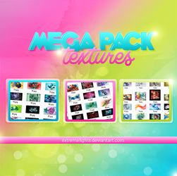 Mega Pack Textures by extremelights
