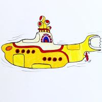 Yellow Submarine by wingedmusician