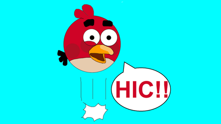 Red hiccups by Princess-Sackboy3659