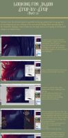 Step-by-Step: Looking for Jason (part 2) by Tybay