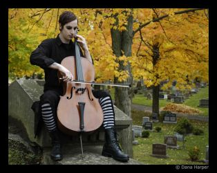Cemetery Music 1 by chaoticparadox
