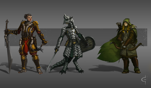Adventurers 1 by Earl-Graey