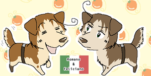 doodle - N. and S.Italy dogs by MIZZKIE