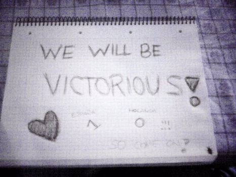 We have been Victorious by Alice-Cullen93