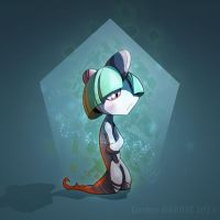 The sad Ralts