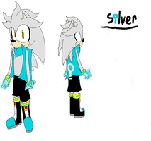 Silver Reference~T.N.S.U. by manicgirl155