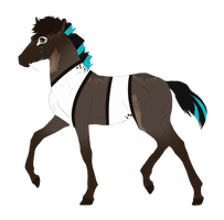 N2755 padro foal design by UnknownRidersStable