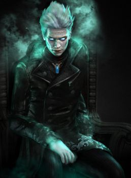 Vergil Sparda by AnnaPostal666