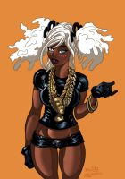 AFRO-STORM COLOR by SIZER by PaulSizer