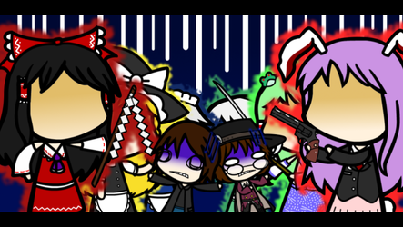 [YouTube Link] Touhou Sketches: MTBE by Gii828