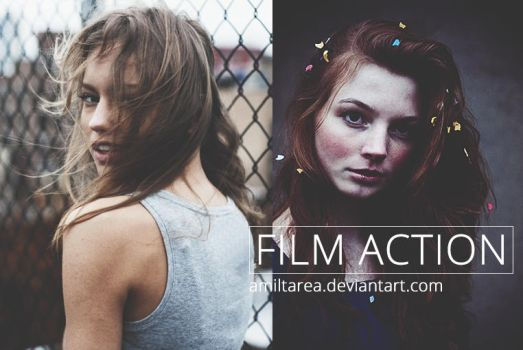 Film Action by Amiltarea