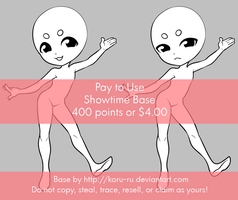 Pay to Use Base {Showtime} 400pts or $4.00 by Koru-ru