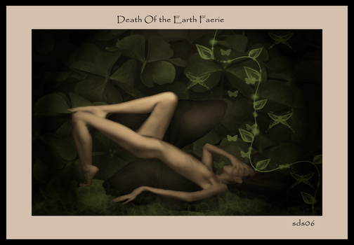 Death Of The Earth Faerie by oibyrd