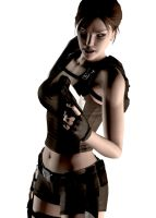 The Tomb raider by beastGeallow