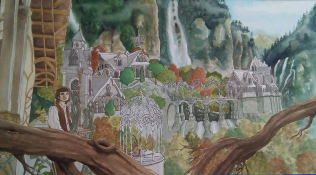 Rivendell by vrm1979