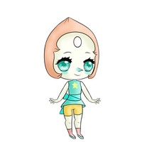 Pearl Chibi by Boypassing