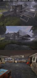 Fallingwater - UT2004 by cairn4