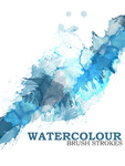 Watercolor Photoshop Brushes by Qbrushes