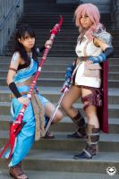 FFXIII: All of Our Rage by Ai-rika