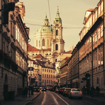Prague: The Golden City. by inbrainstorm