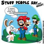 Stuff people say 309 by FlintofMother3
