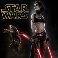 Star Wars -  Force Unleached by Gunsnroses562