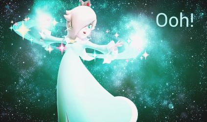 Princess Rosalina - Galaxy Royal by Princess-OfAnime