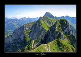 Swiss Highlands by tyranus82