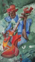 The Blues by MrZell