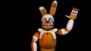 Funtime springbonnie C4D download by Carlosparty19